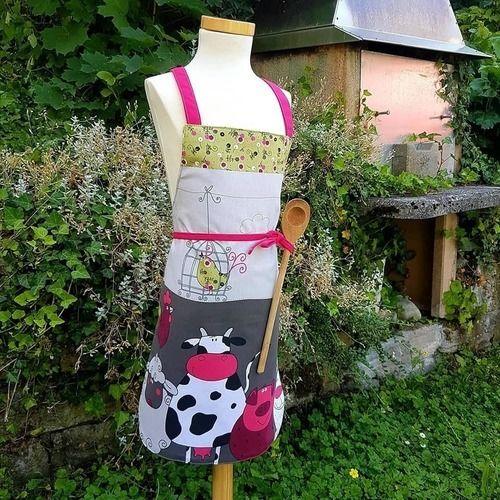 Makerist - tabliers pour enfants - Créations de couture - 2
