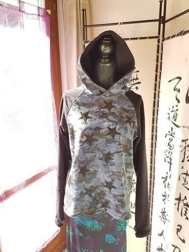 Makerist - pull à capuche - Créations de couture - 1