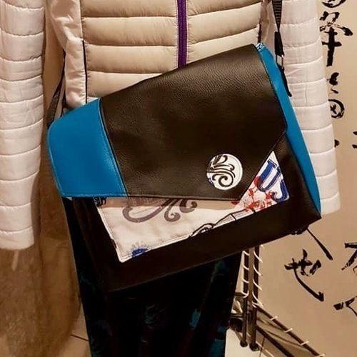 Makerist - sac besace - Créations de couture - 3