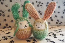 Makerist - Anleitung - Süßes DIY Osterhasen Ei häkeln - 1