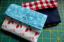 Makerist - Portemonnaie nähen – kostenloses Schnittmuster und Anleitung - 1