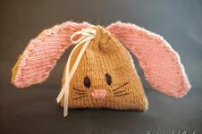 """Makerist - Kleine Geschenkbeutel """"Bunny"""" - 1"""