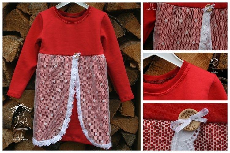 Makerist - Kleid Gretchen von Mini&Me Patterns - Nähprojekte - 1