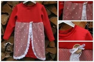 Makerist - Kleid Gretchen von Mini&Me Patterns - 1