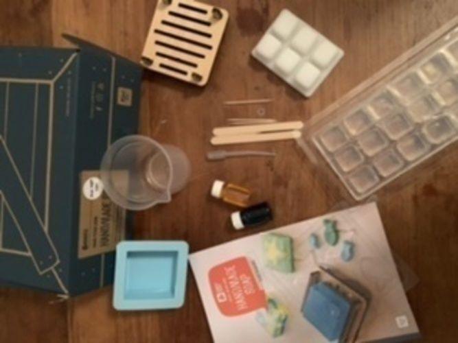 Makerist - Seife zu haus machen mit kinder  - DIY für Kinder - 2