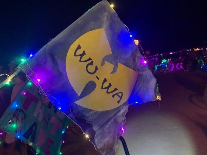 Makerist - Fahrrad Fahne für Burning Man nr2 - Nähprojekte - 1
