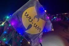 Makerist - Fahrrad Fahne für Burning Man nr2 - 1