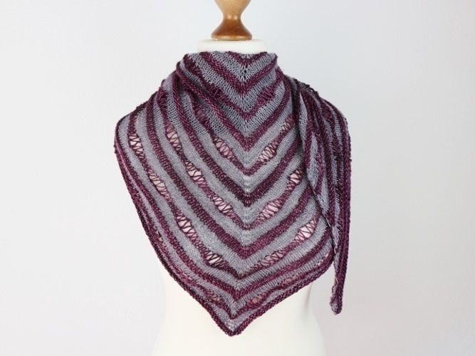 Makerist - Up and down - Knitting Showcase - 3
