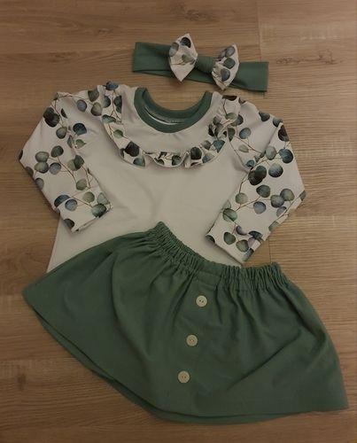 Makerist - Button Skirt , aus Makerist, für meine Tochter  - Nähprojekte - 1