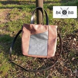Makerist - Handtasche für mich, meine größte Herausforderung  - 1