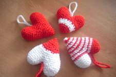 Makerist - Weihnachtsherze - 1
