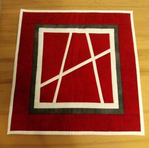Makerist - Kissen in japanischem Muster - Patchwork-Projekte - 1
