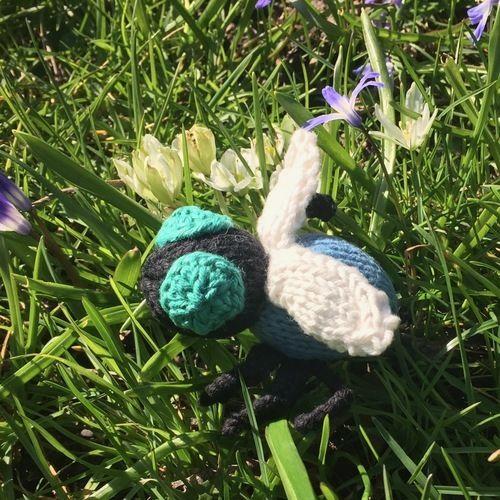 Makerist - Bluebottle - Knitting Showcase - 3