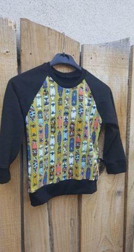 Makerist - Sweat taille 8 ans - Créations de couture - 1