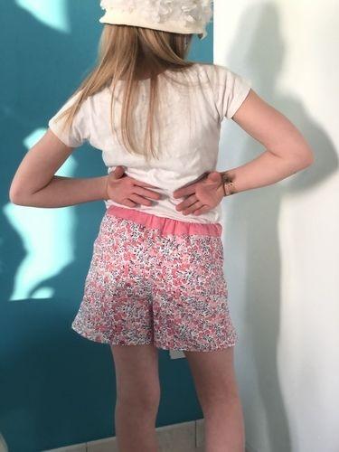 Makerist - Short  froufrou Pors Rolland  - Créations de couture - 2