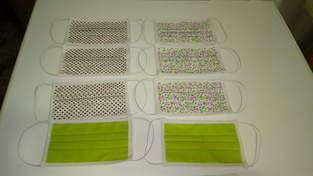 rúška z bavlny pre všetkých