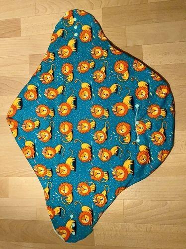Makerist - Kuscheldecke Manolo für Babyschale  - Nähprojekte - 2