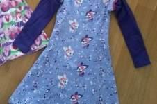 Makerist - Langarmkleidchen aus Sommersweat - 1