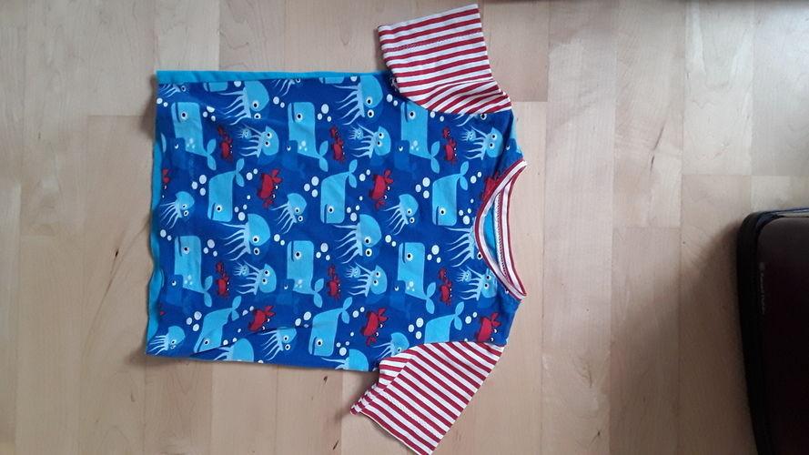 Makerist - T-Shirt für kleine Jungs - Nähprojekte - 1