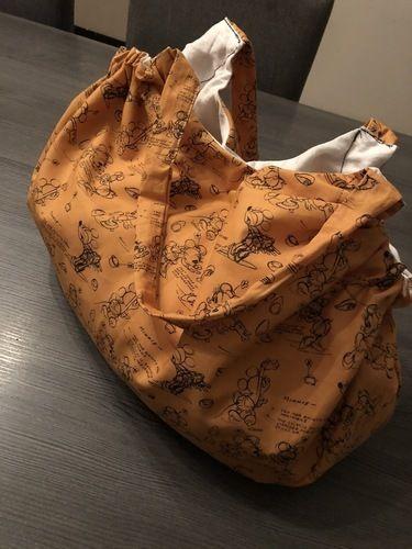 Makerist - Sac Minnie coton  - Créations de couture - 2
