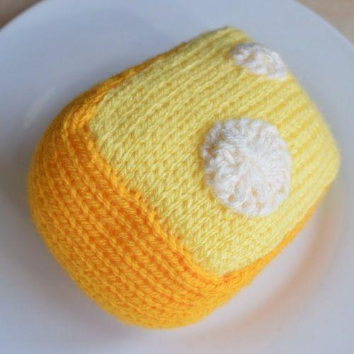 Makerist - Cheese Wedge - Knitting Showcase - 3