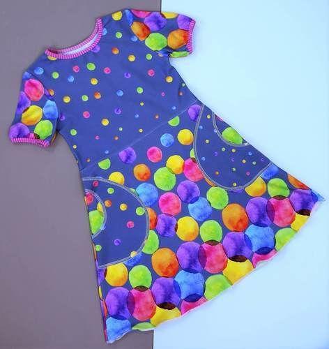 Makerist - Kinderkleid Yoko - Nähprojekte - 1