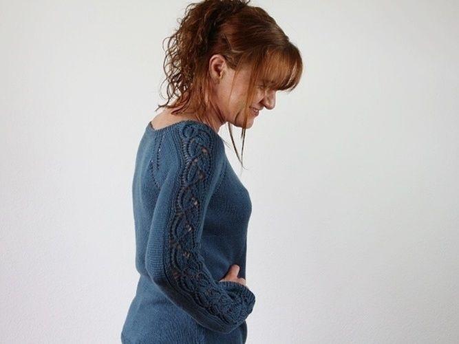 Makerist - Bella Sweater - Strickprojekte - 1