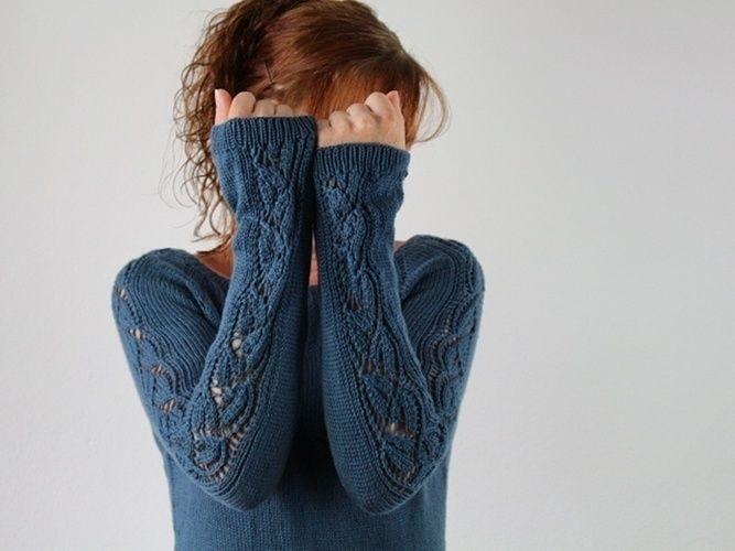 Makerist - Bella Sweater - Strickprojekte - 2