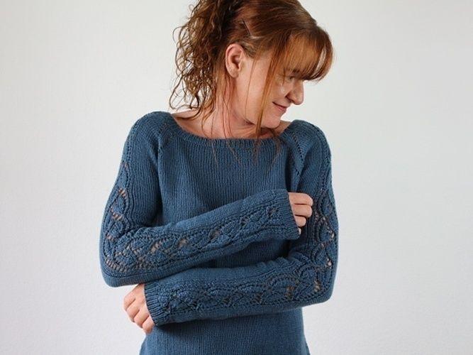 Makerist - Bella Sweater - Strickprojekte - 3