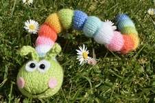 Makerist - Rainbow Caterpillar - 1