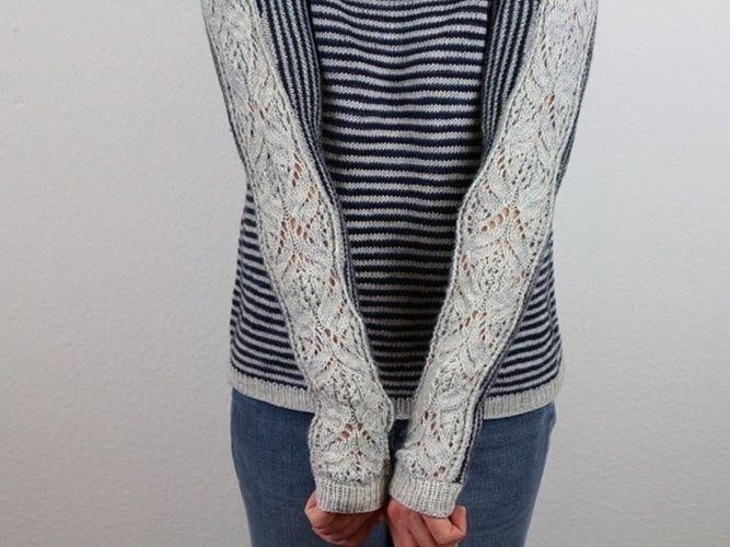 Makerist - Japan Sleeves - Knitting Showcase - 3