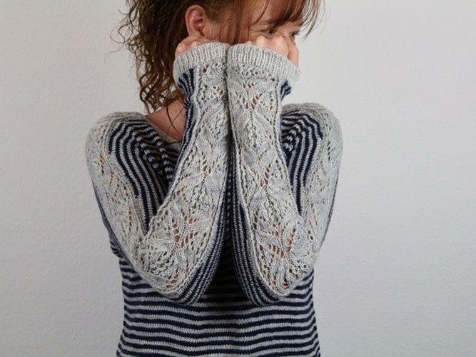 Makerist - Japan Sleeves - Strickprojekte - 1