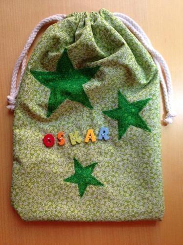 Makerist - Wäschesack für meine Sohn - Nähprojekte - 1