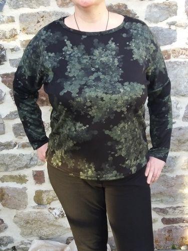 Makerist - Sweat MME VEGA en XL (punta jersey) - Créations de couture - 1