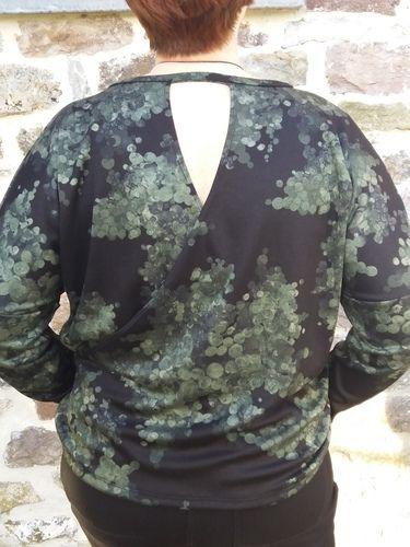 Makerist - Sweat MME VEGA en XL (punta jersey) - Créations de couture - 2