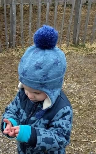 Makerist - Gefütterte Wintermütze - 1