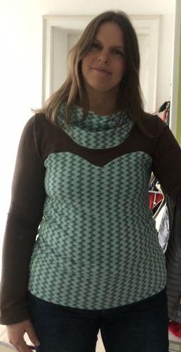 Makerist - Ein Sweatshirt für einen lauwarmen Frühlingstag  - Nähprojekte - 1