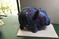 Makerist - Galactic pig - 1