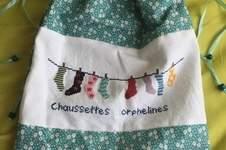 Makerist - Chaussettes orphelines  - 1