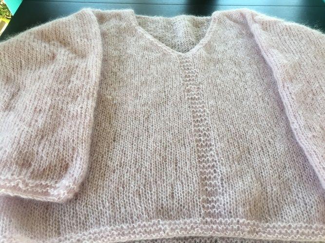 Makerist - Mon pull tout doux - Créations de tricot - 1