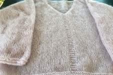 Makerist - Mon pull tout doux - 1