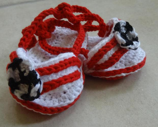 Makerist - Flip Flop für die Kleinsten - Häkelprojekte - 1