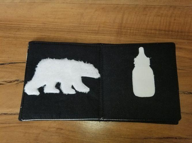 Makerist - Livre eveil tissu  - Créations de couture - 1