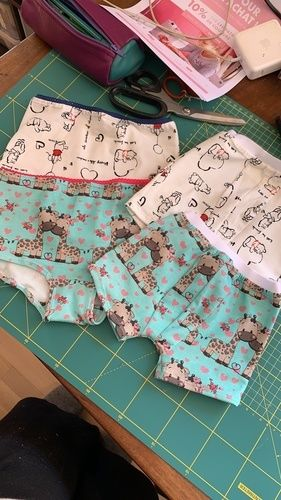 Makerist - Caleçon et culotte pour les tout petits - Créations de couture - 1