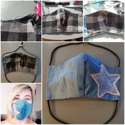 Makerist - Masque de protection - Créations de couture - 3