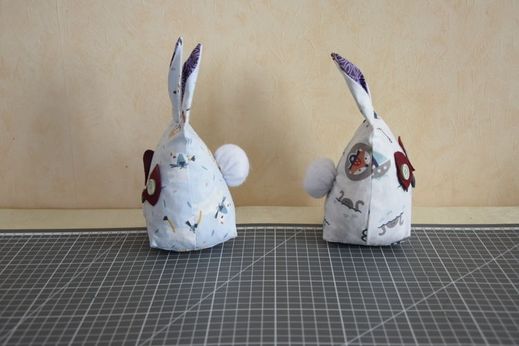 Makerist - Lapin malin - #makeristalamaison - 2