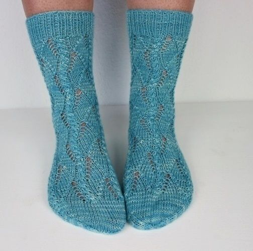 Makerist - Spring socks - Knitting Showcase - 1