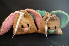 Makerist - Kleine Hasen-Täschchen - 1