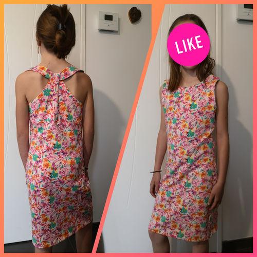 Makerist - Première robe pour ma fille ❤️ - #makeristalamaison - 1