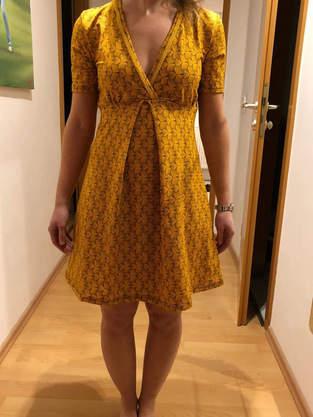Makerist - Kleid Gemma von Mirasten Gr. 34 - 1